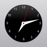 Analog Clock Screensaver